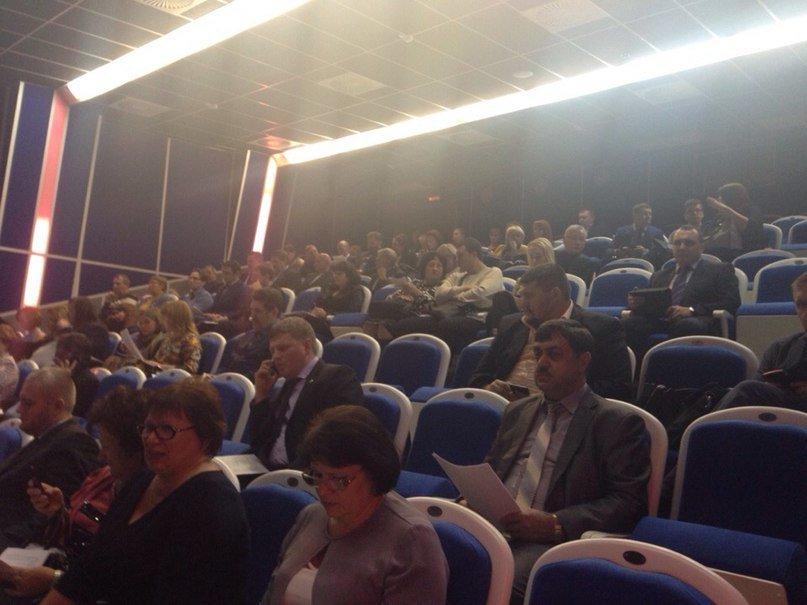 27 ноября состоялась Отчетно-выборная конференция Нижневартовской Торгово-промышленной палаты (фото) - фото 1