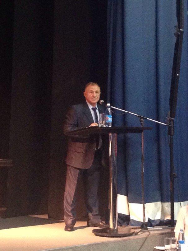27 ноября состоялась Отчетно-выборная конференция Нижневартовской Торгово-промышленной палаты (фото) - фото 2
