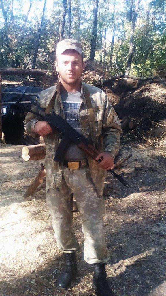 У зоні АТО загинув 23-річний житель Львівської області (ФОТО) (фото) - фото 1