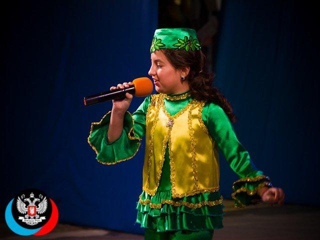 В Макеевке прошел фестиваль межнационального единства (фото) (фото) - фото 1