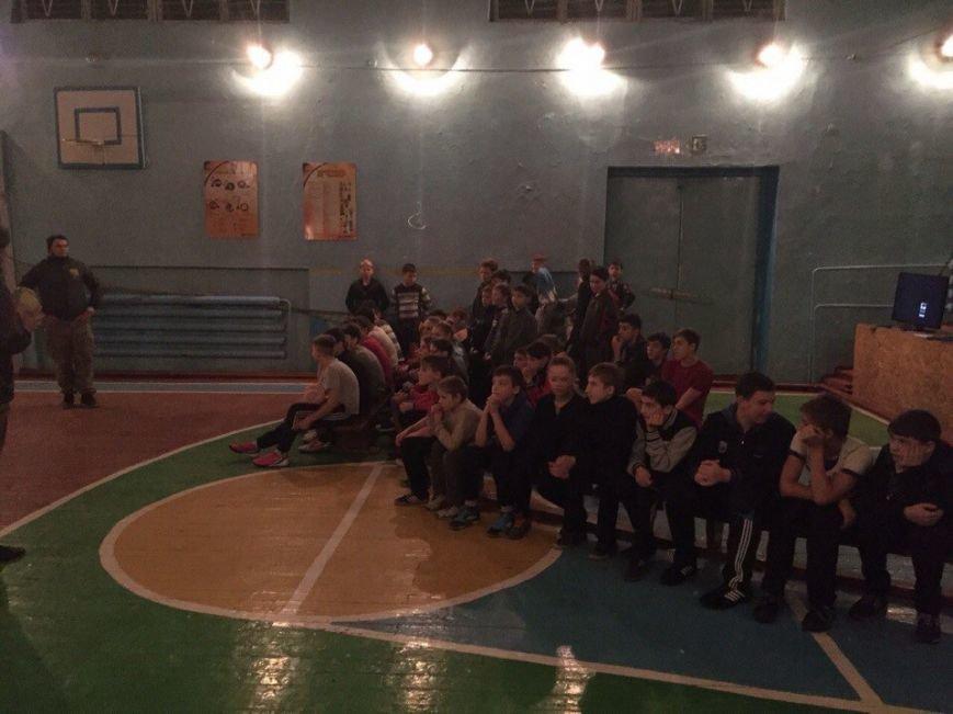 Маленькое безумие в городе Белозерское (фото) - фото 1