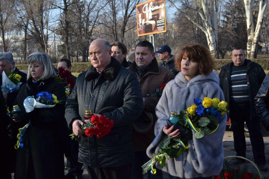 В Днепродзержинске почтили память жертв Голодомора, фото-11