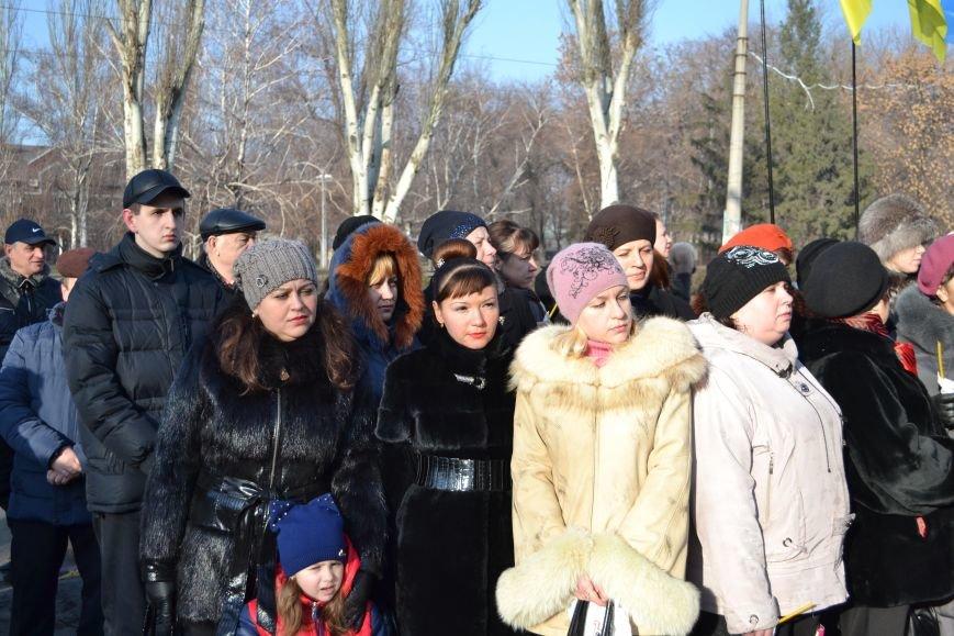 В Днепродзержинске почтили память жертв Голодомора, фото-3
