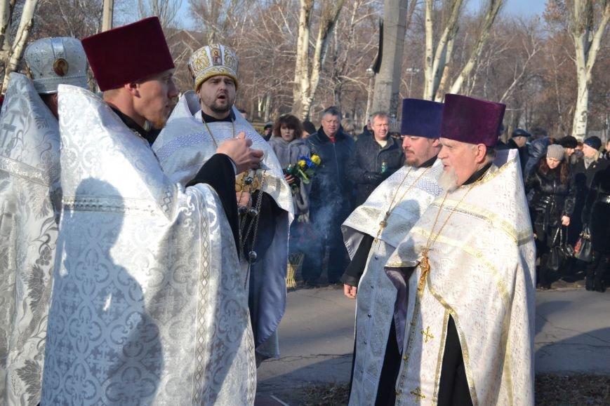 В Днепродзержинске почтили память жертв Голодомора, фото-7