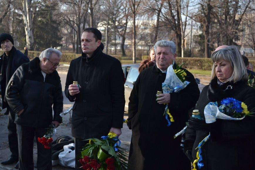 В Днепродзержинске почтили память жертв Голодомора, фото-10