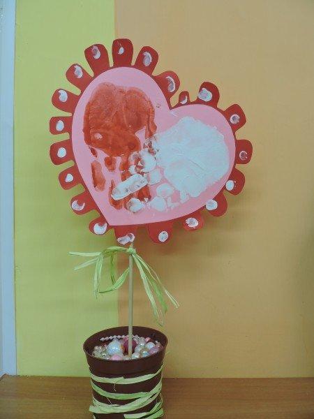 Волецкая Есения 3,5 года, Маленькие ладошки для милой мамы_ДК СТЗ