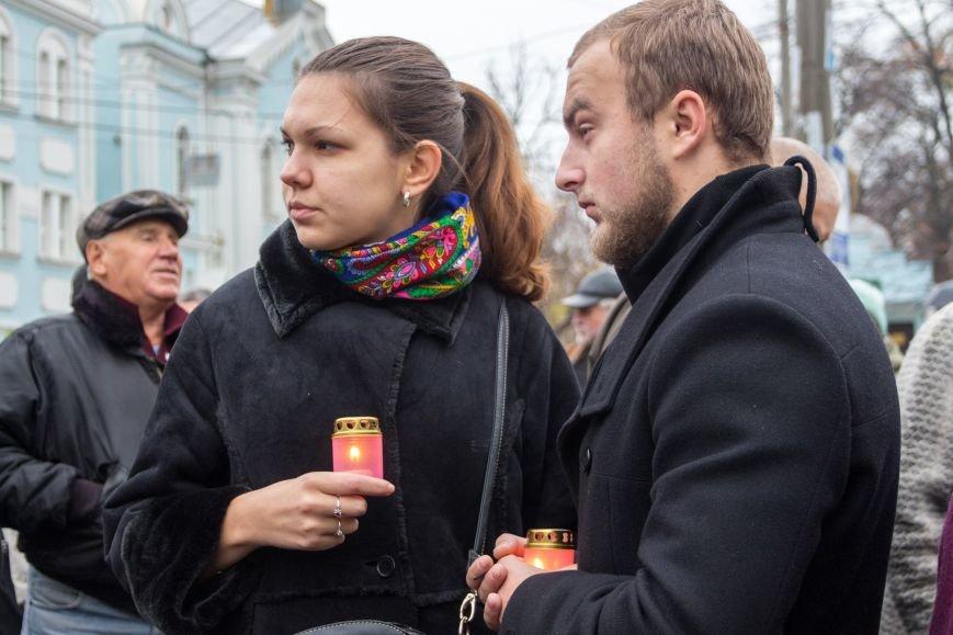 b332df333df6faceb5993ac661fed37b Одесса чтит память жертв Голодоморов