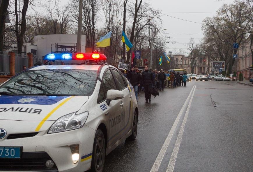 ba3d1590c45eff175d1ddec0e70945df Одесса чтит память жертв Голодоморов