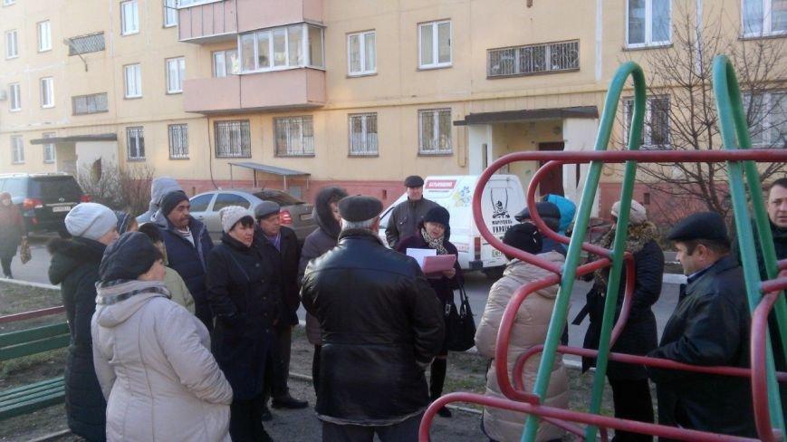В Мариуполе со скандалом снимали с должности председателя ОСМД (ФОТО) (фото) - фото 1