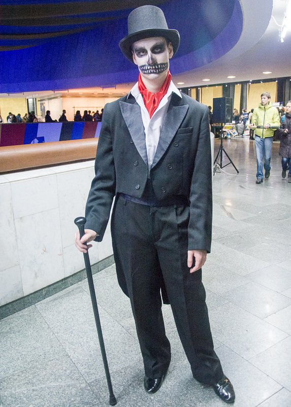 В Киеве открылся фестиваль ужасов Necronomicon (ФОТОРЕПОРТАЖ) (фото) - фото 4