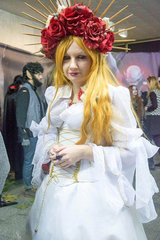 В Киеве открылся фестиваль ужасов Necronomicon (ФОТОРЕПОРТАЖ) (фото) - фото 2