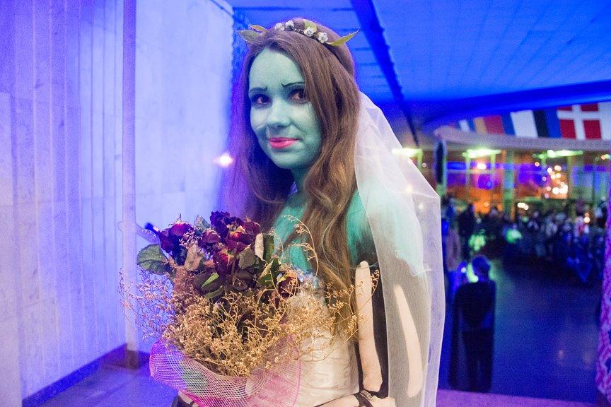 В Киеве открылся фестиваль ужасов Necronomicon (ФОТОРЕПОРТАЖ) (фото) - фото 1