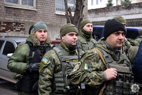 Полицейские разделили Мариуполь на 19 зон, фото-1