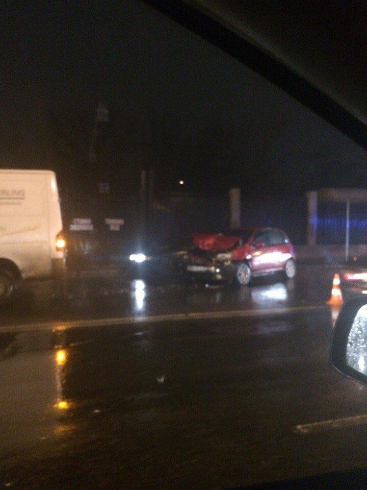 В районе Чудо-Города опять произошло ДТП (ФОТО) (фото) - фото 1