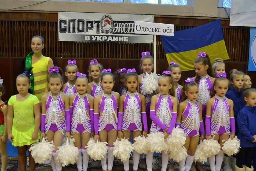 Днепродзержинск принимает Кубок Украины по черлидингу, фото-13
