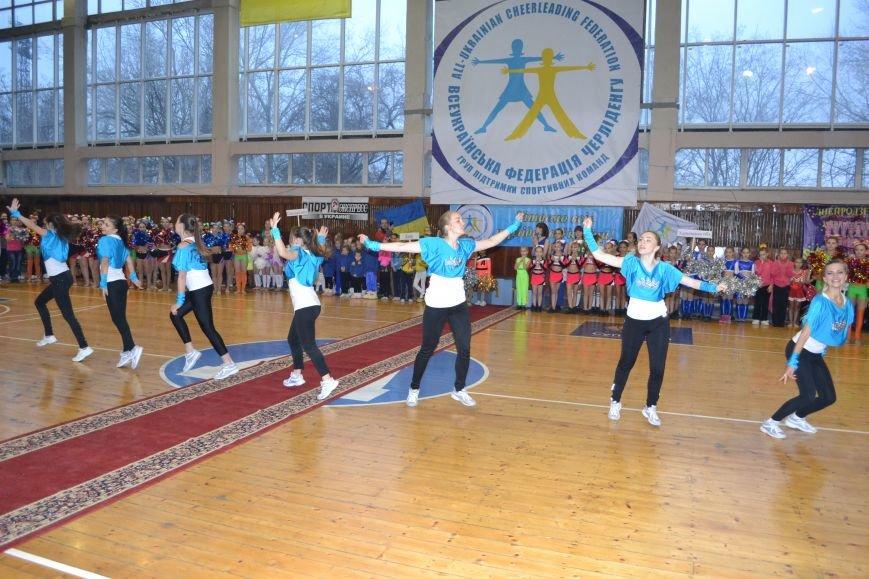 Днепродзержинск принимает Кубок Украины по черлидингу, фото-18