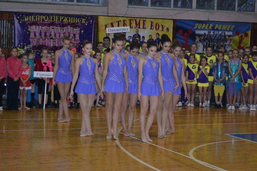 Днепродзержинск принимает Кубок Украины по черлидингу, фото-25