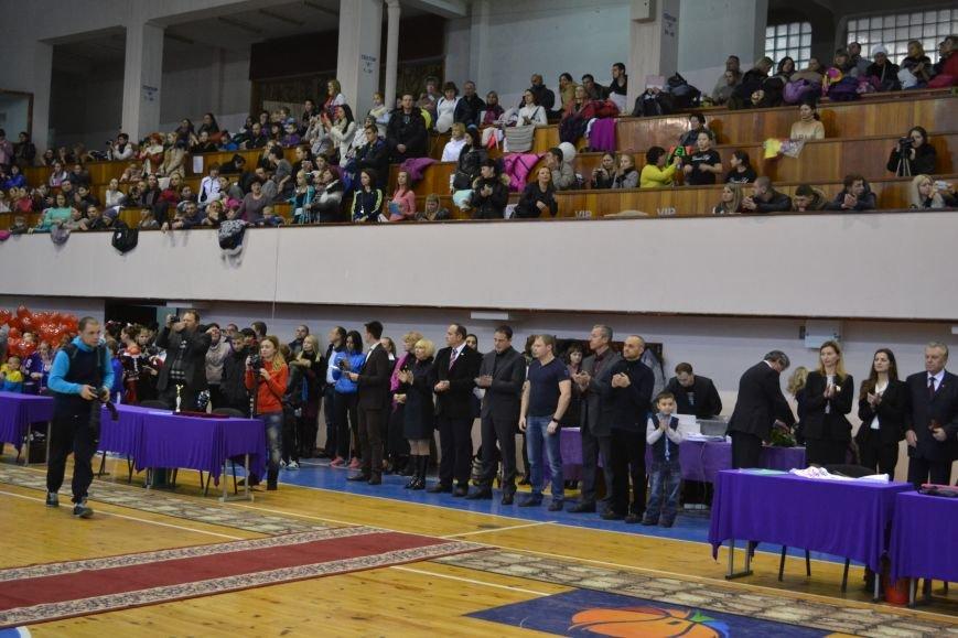 Днепродзержинск принимает Кубок Украины по черлидингу, фото-15