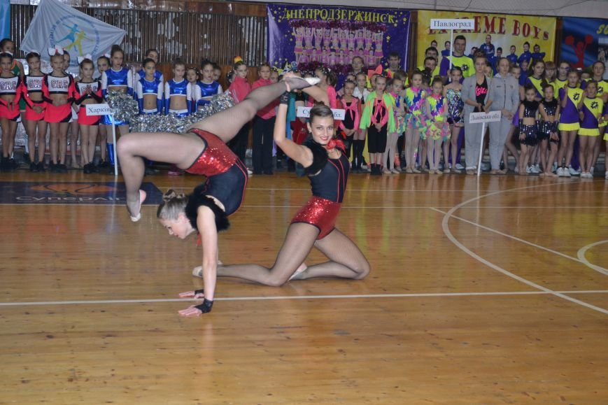 Днепродзержинск принимает Кубок Украины по черлидингу, фото-28