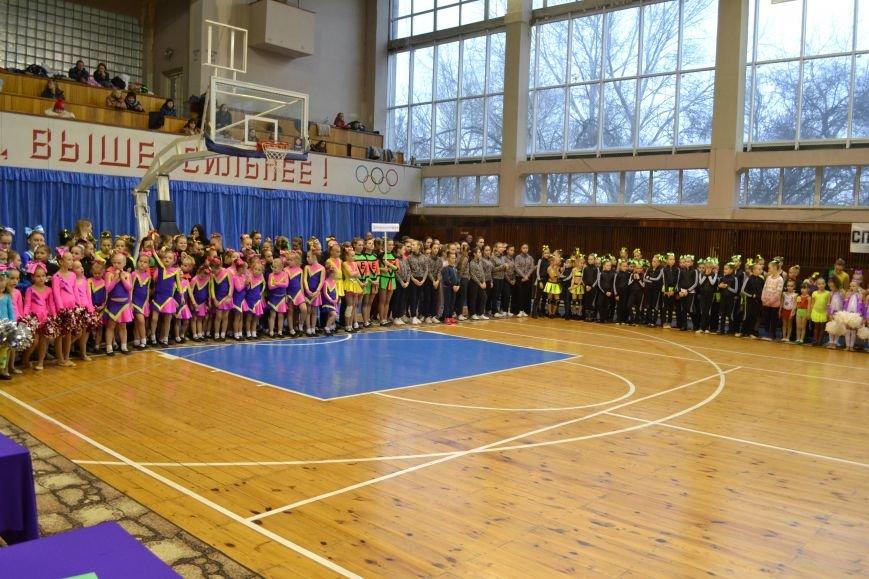 Днепродзержинск принимает Кубок Украины по черлидингу, фото-32