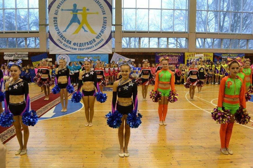 Днепродзержинск принимает Кубок Украины по черлидингу, фото-17