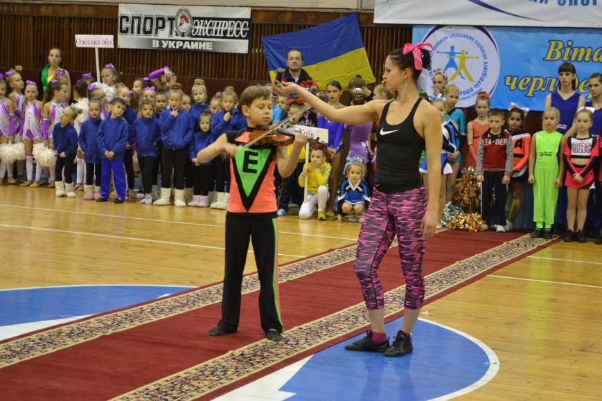 Днепродзержинск принимает Кубок Украины по черлидингу, фото-29