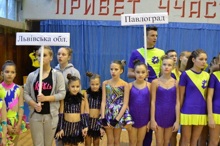 Днепродзержинск принимает Кубок Украины по черлидингу, фото-5