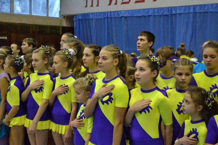 Днепродзержинск принимает Кубок Украины по черлидингу, фото-6