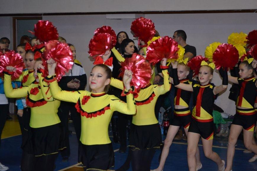 Днепродзержинск принимает Кубок Украины по черлидингу, фото-1