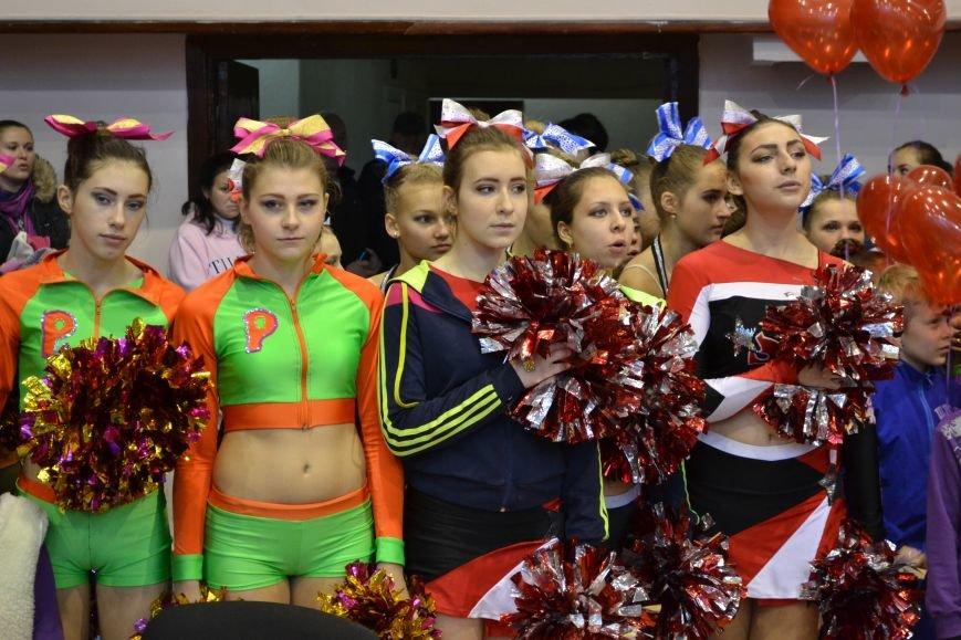 Днепродзержинск принимает Кубок Украины по черлидингу, фото-7