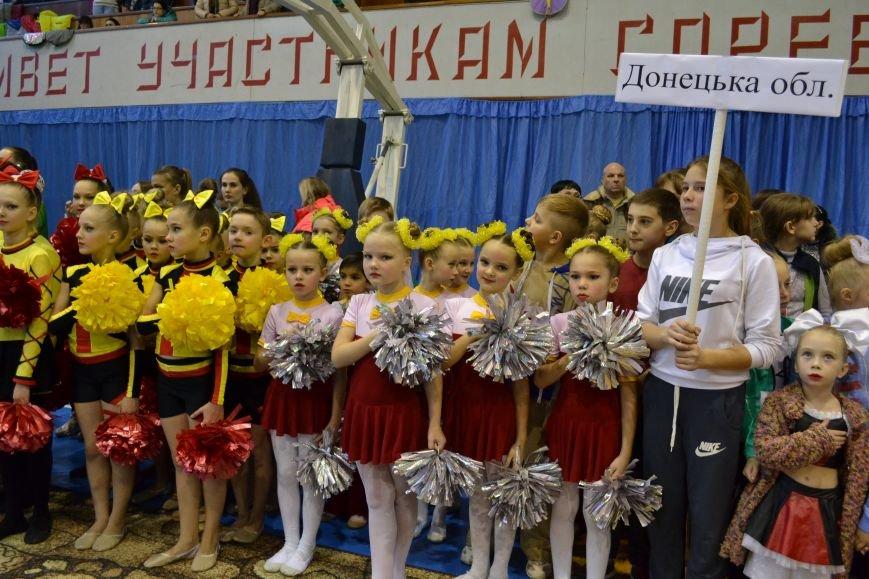 Днепродзержинск принимает Кубок Украины по черлидингу, фото-12