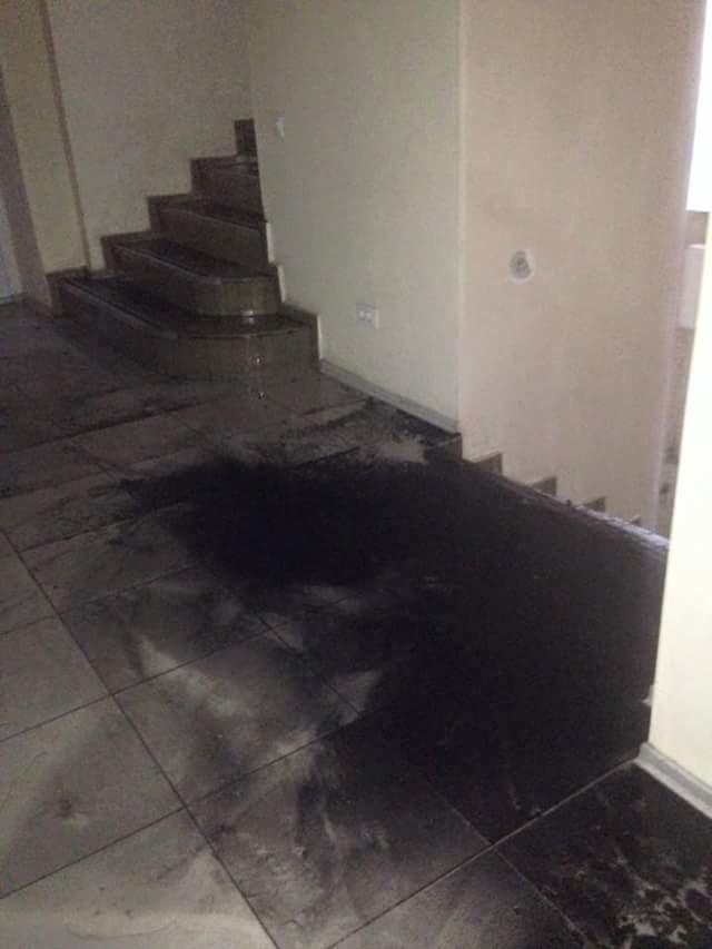 55bc85e6dc4dc431ed503f034f5e7c70 Ночной пожар на Ланжероновской: горел одесский волонтерский центр