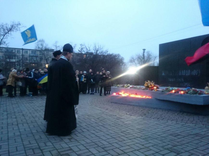 В День памяти жертв Голодомора и политических репрессий криворожан призвали быть сильными и едиными (ФОТО) (фото) - фото 1