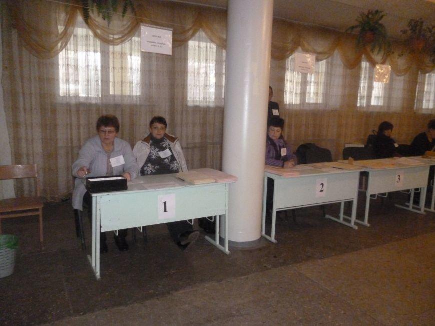 Черная метка или как найти «нужный столик регистрации» на выборах в Красноармейске (фото) - фото 1