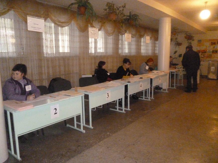 Черная метка или как найти «нужный столик регистрации» на выборах в Красноармейске (фото) - фото 2