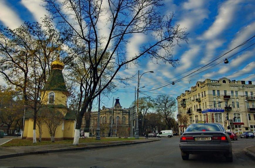 779aeeb5cf78bf861201c1b76ae4468e Одессу окутали необычайно-волшебные облака
