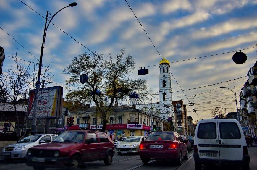 b37d311e920a23660607628682230d56 Одессу окутали необычайно-волшебные облака