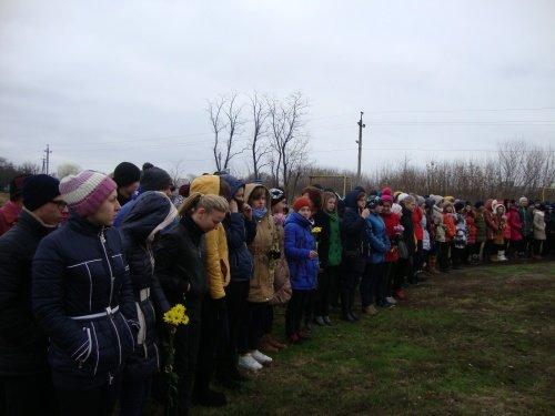 На Павлоградщине почтили память жертв голодомора (ФОТО) (фото) - фото 2