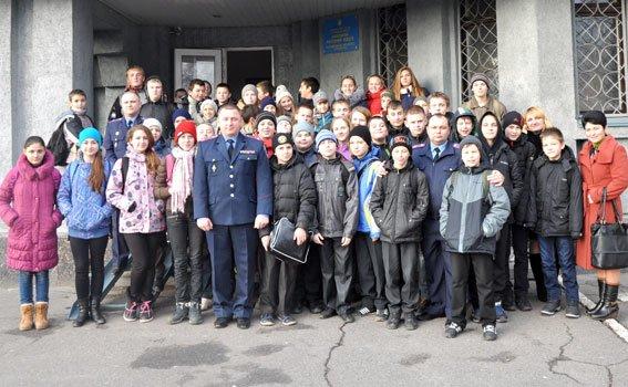Як полтавські школярі поліцейськими ставали (ФОТО) (фото) - фото 5