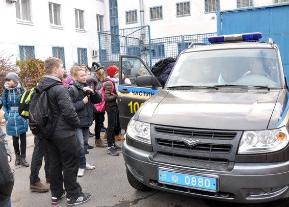 Як полтавські школярі поліцейськими ставали (ФОТО) (фото) - фото 4