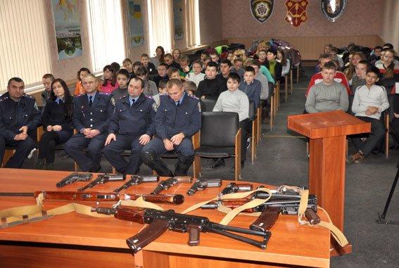 Як полтавські школярі поліцейськими ставали (ФОТО) (фото) - фото 1