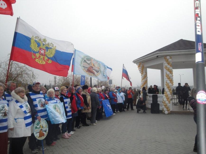 В Крыму открыли сезон зимнего плавания (ФОТО, ВИДЕО) (фото) - фото 6