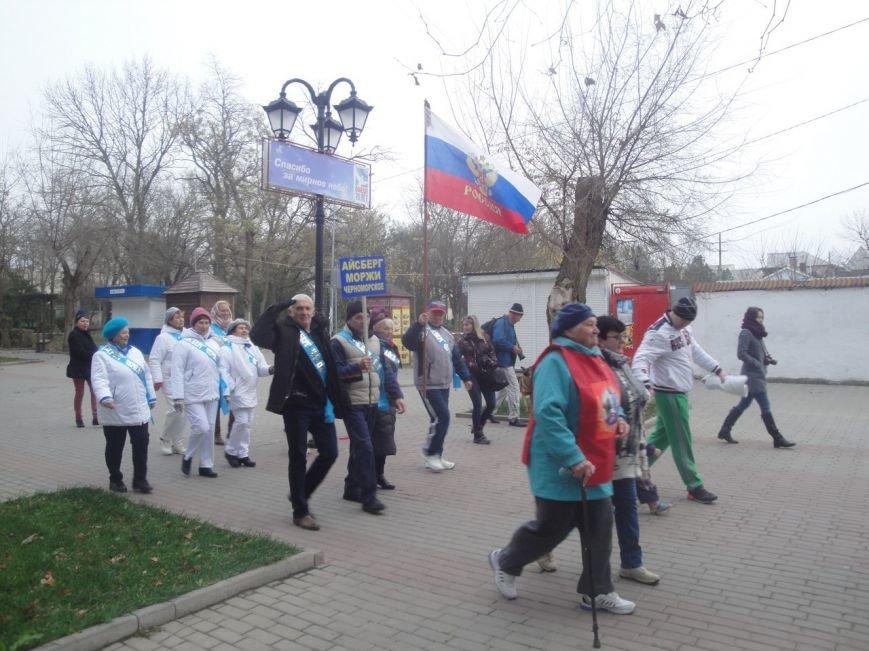 В Крыму открыли сезон зимнего плавания (ФОТО, ВИДЕО) (фото) - фото 3