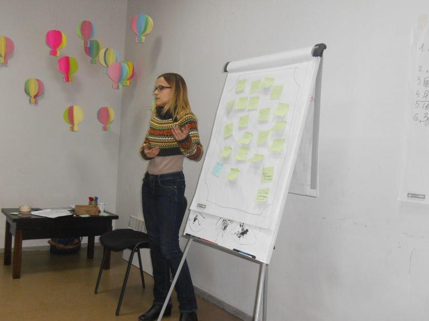 У Слов'янську проводять тренінги з успішної комунікації (фото) - фото 2