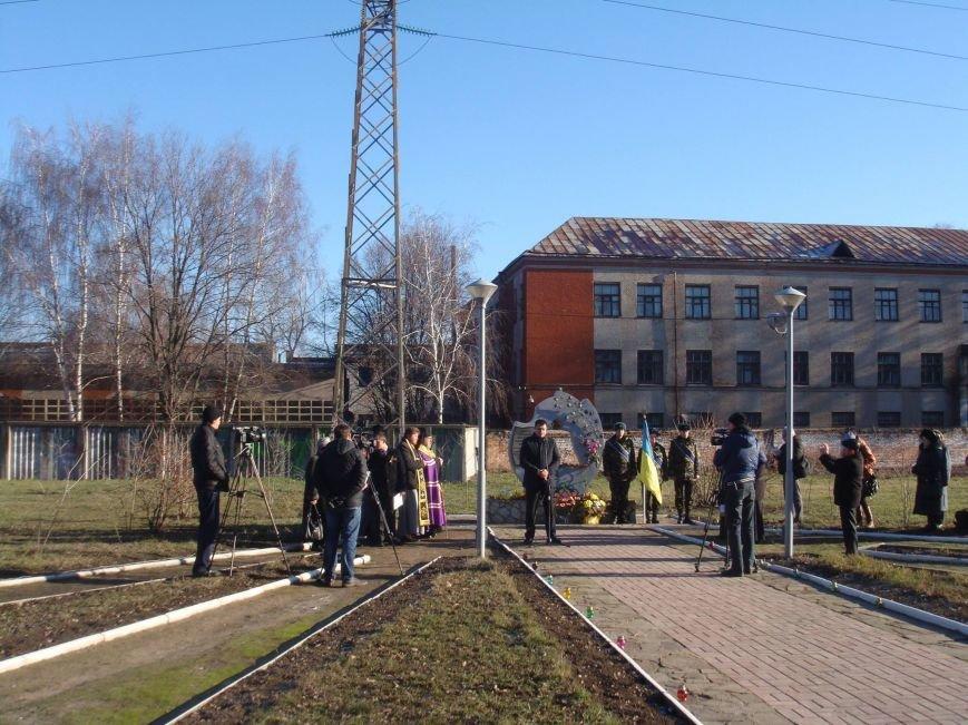 В Конотоп на день пам'яті жертвам Голодоморів завітав губернатор Сумщини, фото-3