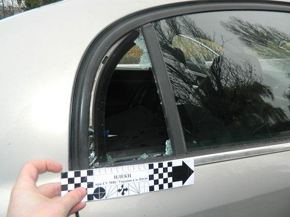 В Киеве автоугонщики избили водителя (ФОТО) (фото) - фото 2