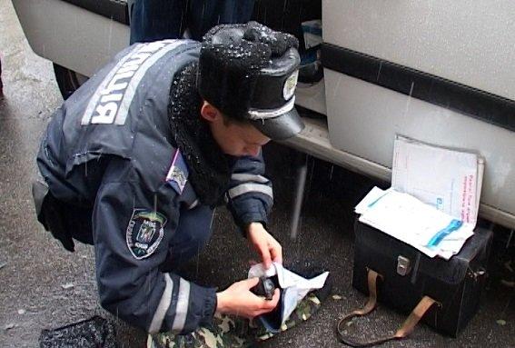 В Киеве парень шёл на Майдан с гранатами и пистолетами (ФОТО, ВИДЕО) (фото) - фото 2