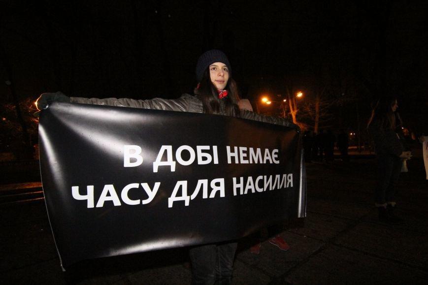 В Днепропетровске прошёл марш против насилия (ФОТО), фото-3