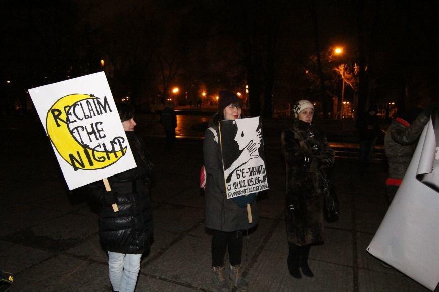 В Днепропетровске прошёл марш против насилия (ФОТО), фото-1