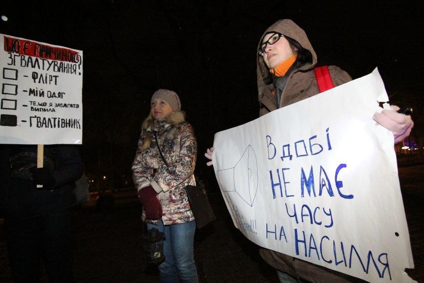 В Днепропетровске прошёл марш против насилия (ФОТО), фото-4